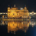 Goldener Tempel Amritsar Indien Sikkhismus