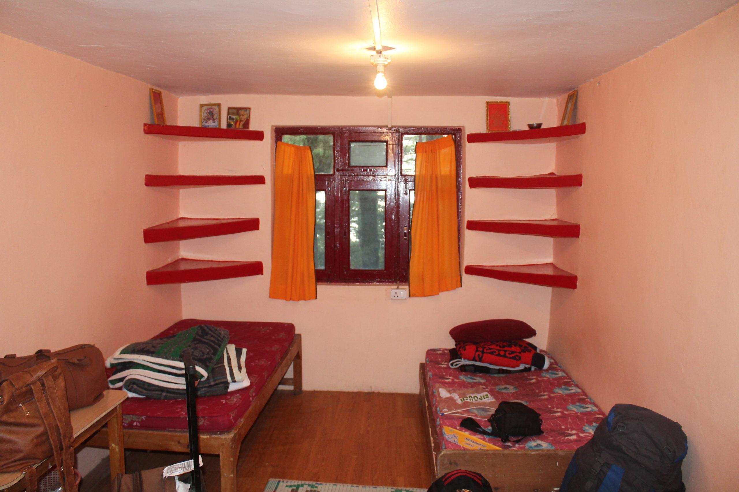 Einfache Zimmer Tushita