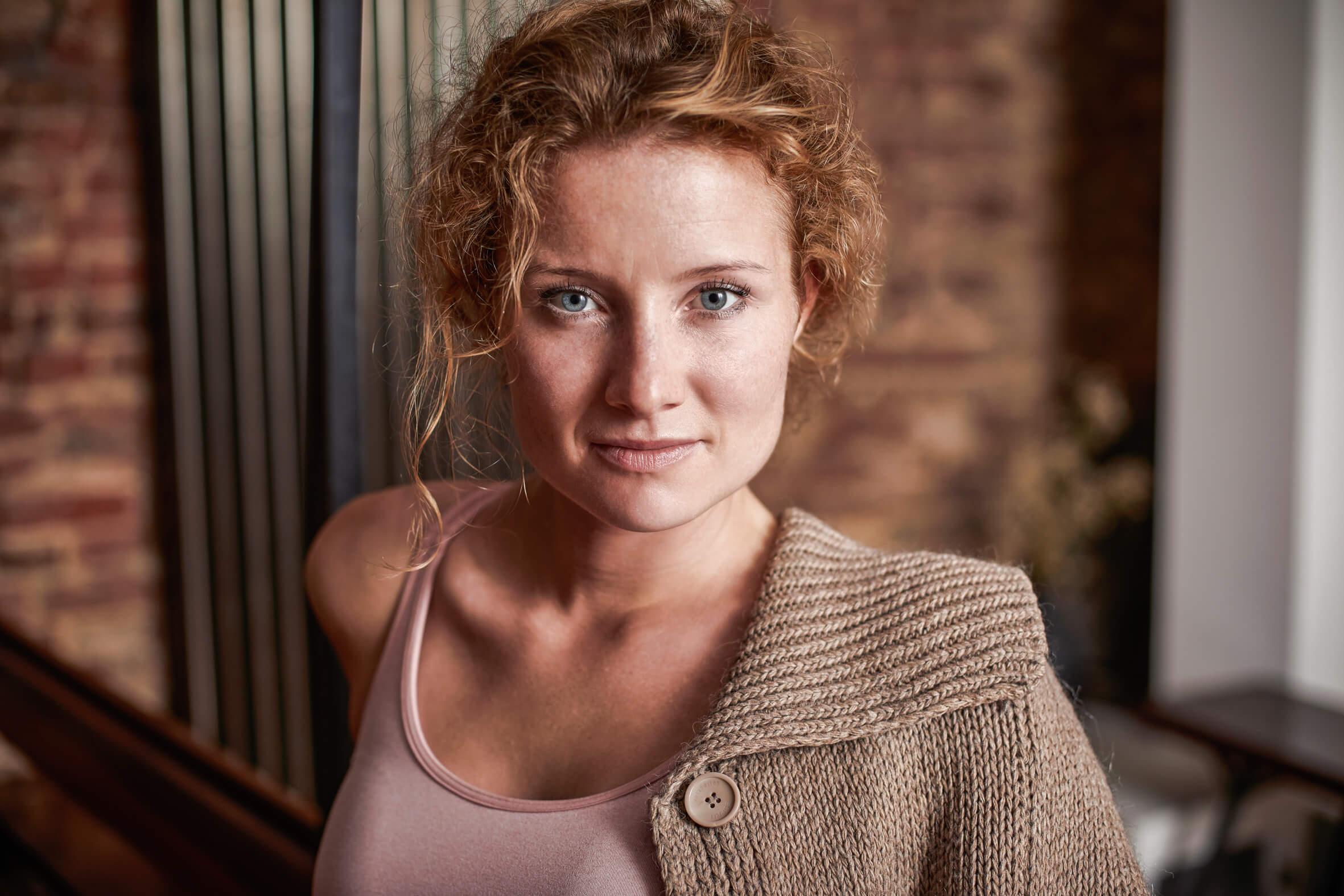 Sandra Mühmel-Yogaunterricht Hamburg-Yogamodel