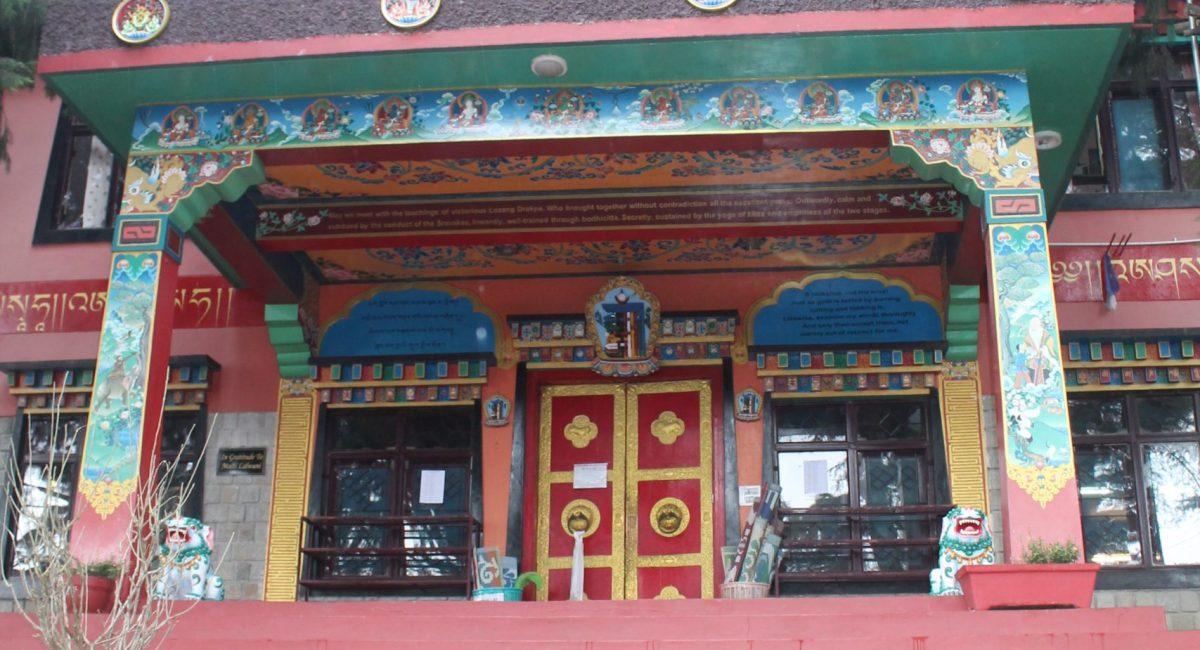 Tempel Tushita Buddhismus